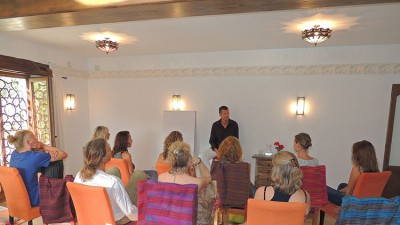 The Journey, House of Light, retreat centre, Spain