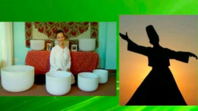 sufi sound experience retreat, house of Light